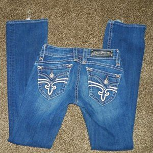 Rock Revival Jeans 27 Boot